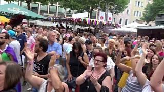 Daniel Schuhmacher Live @Cologne Pride 2017 – Smalltown Boy (Bronski Beat)