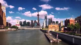 Шанхай   азиатский Париж(Современный Шанхай - один из самых динамичных городов мира. Предлагаем вам видео-экскурсию по Шанхаю, дыбы..., 2013-10-04T06:49:08.000Z)