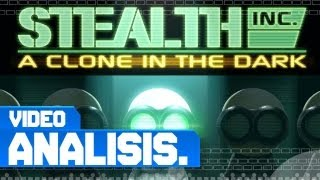 VIDEO ANALISIS: Stealth Inc: A Clone In The Dark