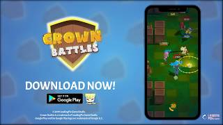 Crown Battles – Multiplayer 3vs3