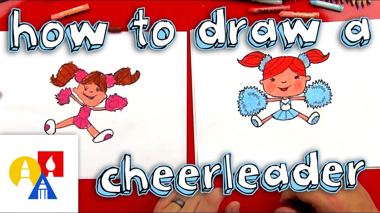 kids hub how to draw a ballerina
