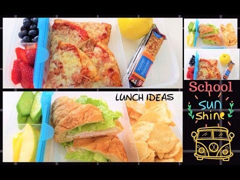 EASY LUNCH BOX IDEAS FOR SCHOOL ماشومانو مکتب خواړه
