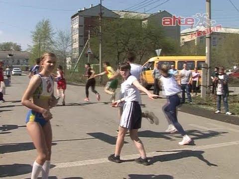 Легкоатлеты АГО пробежали дистанцию в честь Дня Победы