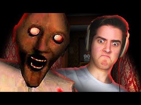 FINDING GRANNY'S SECRETS!!   GRANNY (Horror Mobile Game)