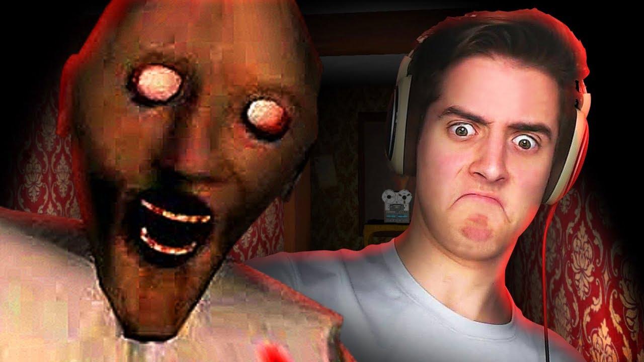 Granny Horror Mobile Game