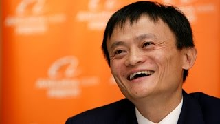 Alibaba CEO Jack Ma Has Some Grand Ambitions