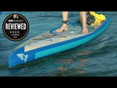 Starboard Touring 12'6'' 2017 review / Touring SUP
