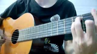 Đêm nay có mưa rơi (AC&M) guitar cover