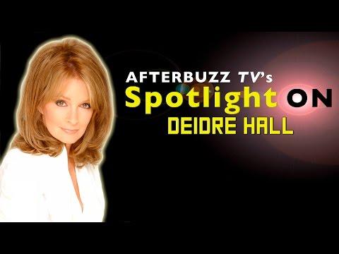 Deidre Hall   AfterBuzz TV's Spotlight On