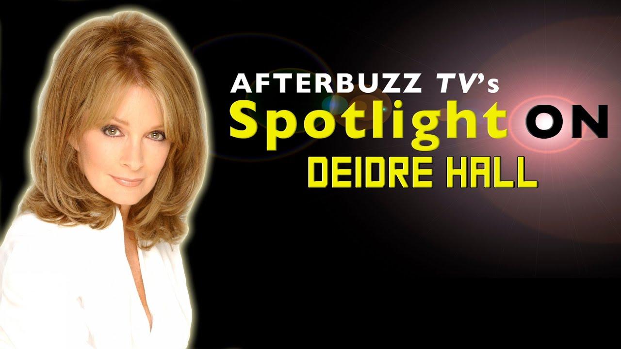 Deidre Hall Interview | AfterBuzz TV's Spotlight On