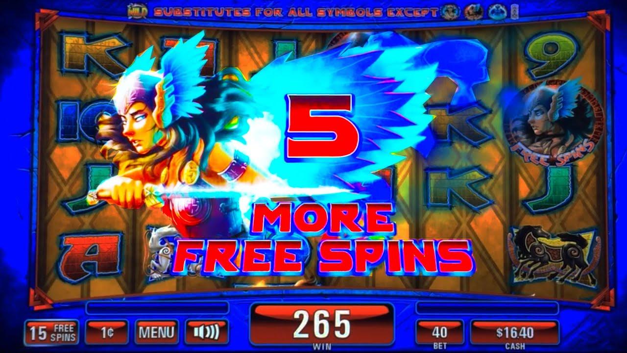 Valkyrie Slot Machine