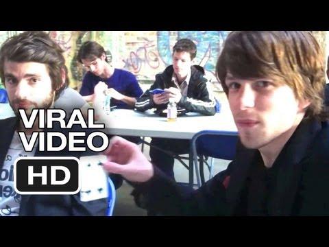 Now You See Me Viral Video  Melanie Laurent Card Trick 2013  Jesse Eisenberg Movie HD