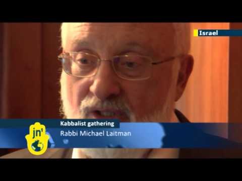Rabbi Michael Laitman on Kabbalah: Interview with leading Kabbalist at World Arvut Convention