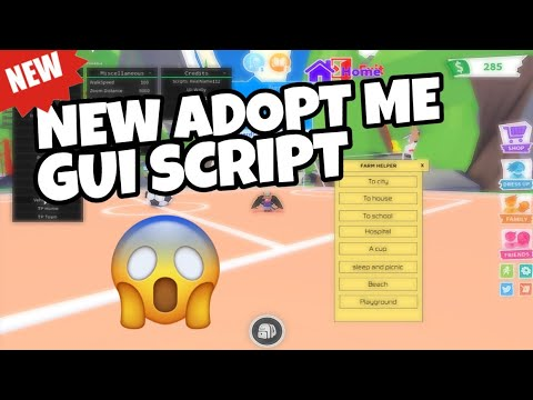 Pirate Adopt Me Hack Script Exploit Not Patched Youtube