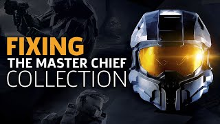 How 343 Plans To Fix Halo: The Master Chief Collection