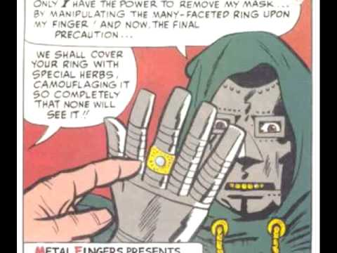 MF(my favorite) MF Doom Beats 23
