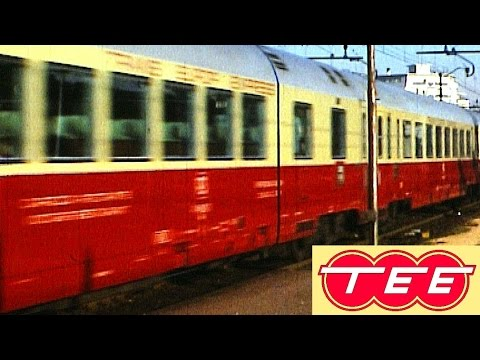 Trans Europ Express 1973-1981 - spotlight on 8 trains