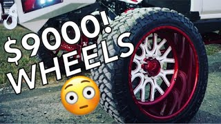 SEMA Build Duramax at 21 Years Old!! (With Funny Reactions)