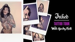 Becky Holt's Tattoo Tour | INKED