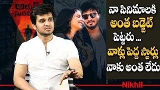 Hero Nikhil About Arjun Suravaram Movie Budget | Nikhil Siddharth Exclusive Interview | i5 Network