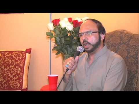 Jashn-e-Sadiqain Ustad Raza Ali Khan at Jamal Kazmi's Residence 20th Sep, 2015 Calgary