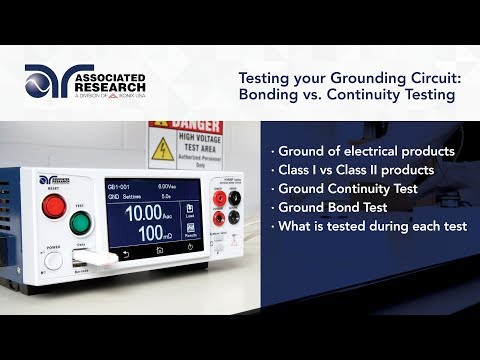 Testing Your Grounding Circuit: Bonding Vs Continuity Testing