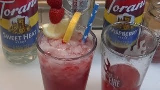 Sweet Heat Hard Raspberry Lemonade ~ Noreen