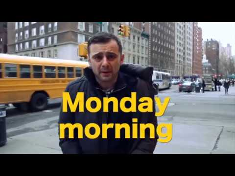 Gary Vaynerchuk – 1 Minute Motivational Video