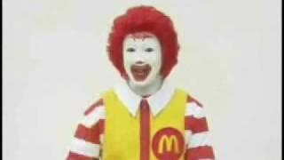 麥當勞叔叔洗腦影片2 crazy MCdonalds2 (愛麗絲版)