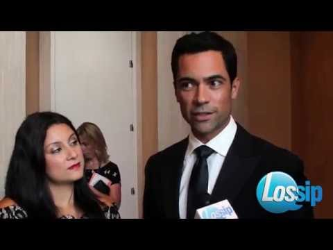 Danny Pino on Losing Accent  Stephanie Beatriz on Golden Globe