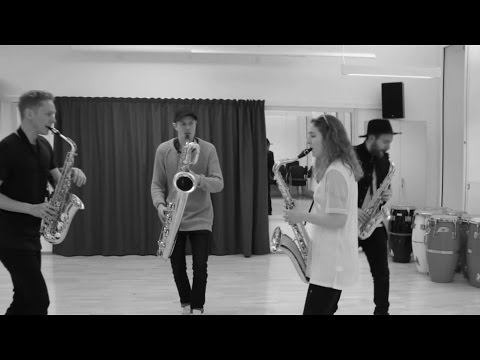 Ed Sheeran - Shape of you (Saxophone Quartet Cover)