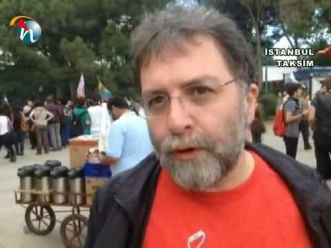 Gezi Parkı'ndan sanatçı röportajları - Hayat Televizyonu
