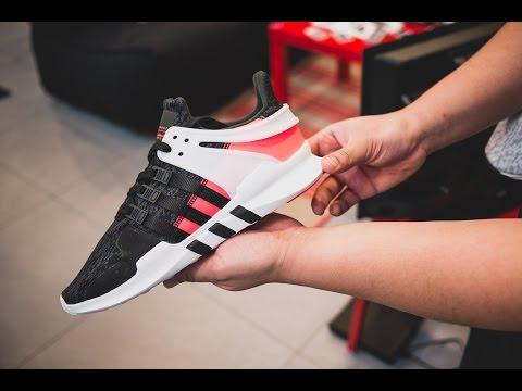 Adidas Eqt Olive Footlocker