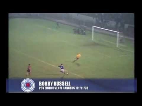 Bobby Russell v PSV Eindhoven