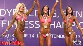 2013 IFBB MS bikini fitness  nad 168cm FINALE
