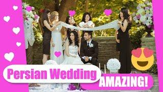 Persian Wedding in Toronto with DJ Borhan
