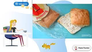Бутерброды на сковороде с сыром и шпинатом Классические рецепты фото