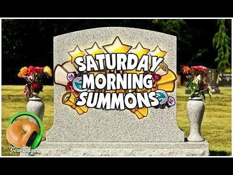SUMMONERS WAR : SATURDAY MORNING SUMMONS! (5/19/18)