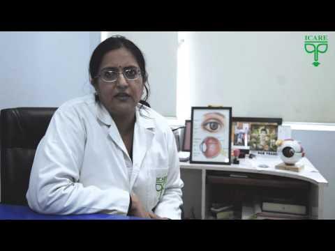 Allergic Conjunctivitis explained by Dr. Sunita Lulla Gur, ICARE Eye Hospital, Noida