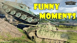 World of Tanks - Funny Moments   Hello summer edition!