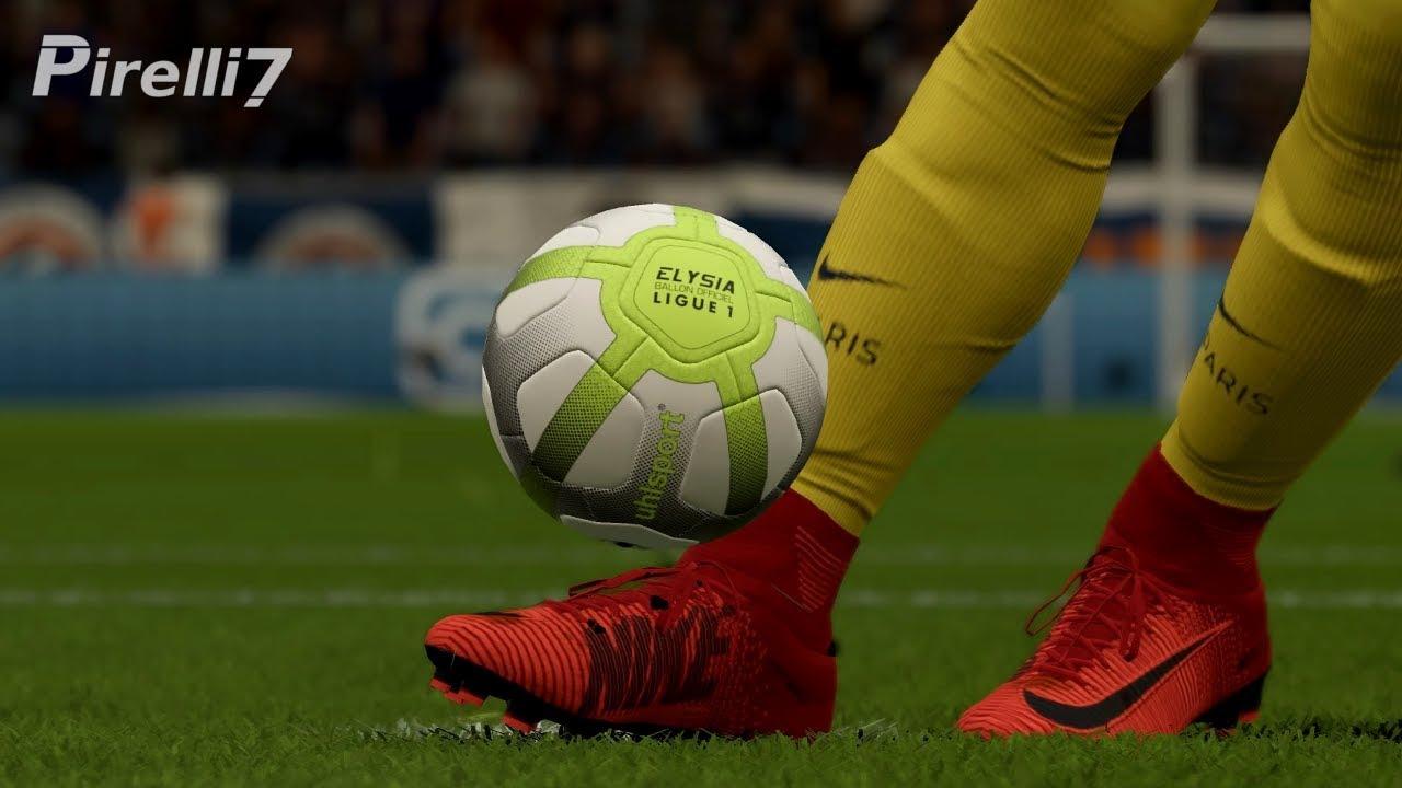 859fa0b0e1370 FIFA 18 New Boots  KYLIAN MBAPPE Goals   Skills 2018