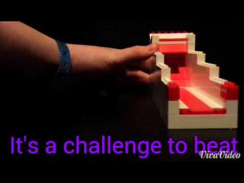 Lego mini skeeball machine*mini machines month*❗
