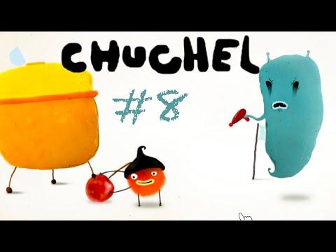 CHUCHEL Чучел игра - ПРОХОЖДЕНИЕ #8. ЗЛЫЕ ИНОПЛАНЕТЯНЕ или КАК достать ВИШЕНКУ?
