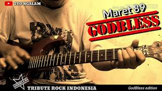 Download MARET89 - GODBLESS ( GUITAR COVER )