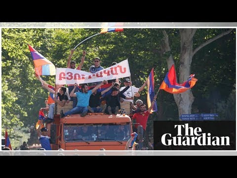 Protests grip Armenian capital after opposition leader's PM bid blocked