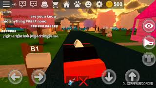 Playing roblox part 1 pizza derlvery