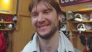 Сергей Бобровский: Короля делает свита, а вратаря делает его защита