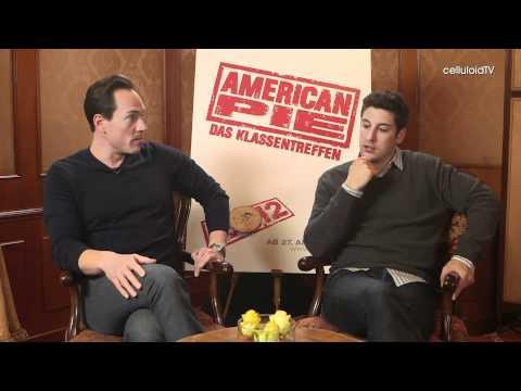 JASON BIGGS and CHRIS KLEIN Interview AMERICAN REUNION on Sex, Childish Behavior and Apple Pie