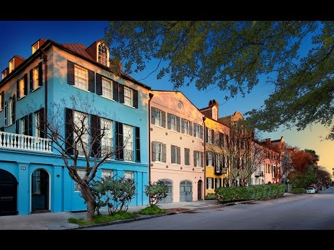Beautiful South Carolina Destinations To Visit Before You Die HD 2017