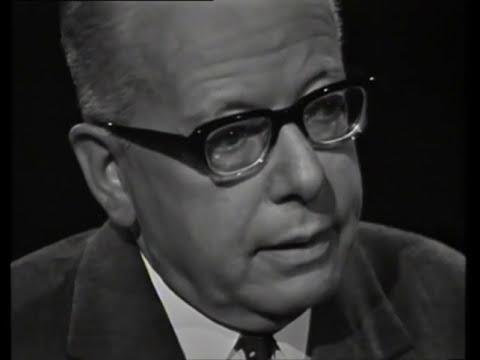 Günter Gaus im Gespräch mit Gustav Heinemann (1968)